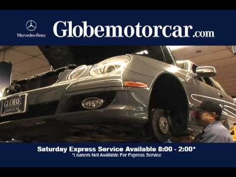 Globe Motor Car Service Spot