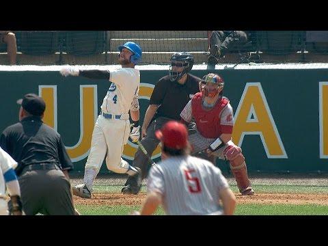Recap: UCLA baseball cruises past Washington State