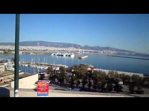 Passeio de Onibus por PIreus - Atenas / Trip in Touristic Bus around Pireus - Athens