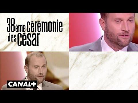 François Damiens – Sketch aux César 2013