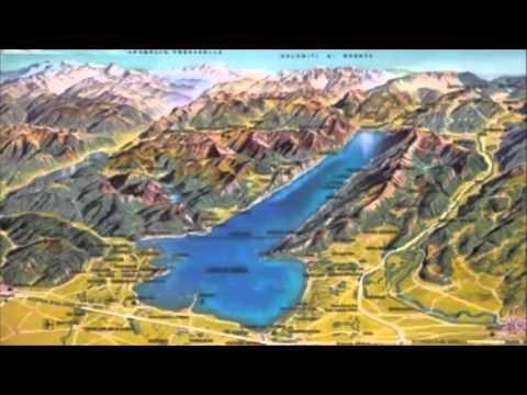 Descrizione dei laghi