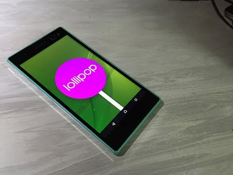 Xperia C3 Dual Official 5.0.2 Lollipop Update