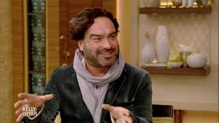 Johnny Galecki Is Expecting Baby