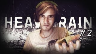 DETECTIVE PEWDIE! - Heavy Rain - Playthrough - Part 2