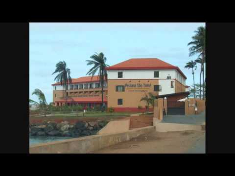 São Tomé and Príncipe is the 134th country in my Music/travel series.