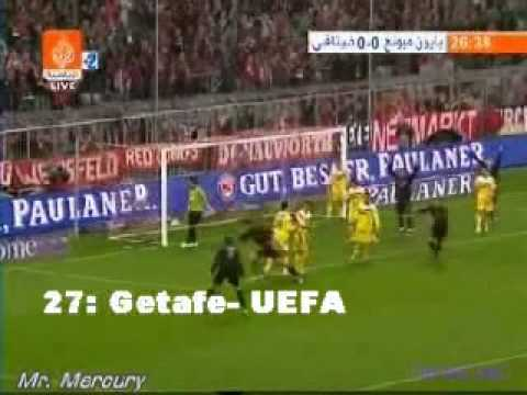Luca Toni- All 39 Goals for Bayern Munich Video