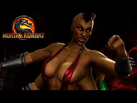 Mortal Kombat 9 (2011) - Goro vs. Sheeva