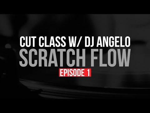 Scratch Tutorial: Cut Class Episode 1 with DJ Angelo