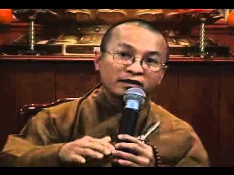Phát nguyện 020/05/2006) video do Thích Nhật Từ giảng