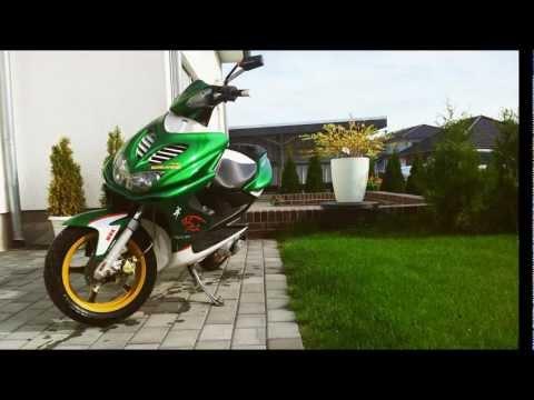 Yamaha Aerox/Mbk Nitro – Story 1# 2012-2013 [HD]