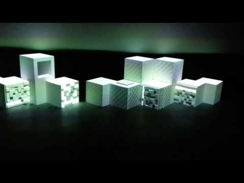 Projection Mapping Cubes ▶ Cube 3d Projection Mapping