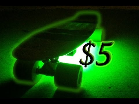 How To Light Your Board for $5
