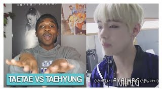 Download Lagu BTS - TAETAE VS TAEHYUNG (REACTION) | Jayden Alexander Gratis STAFABAND