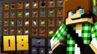 Minecraft Mod ITA E8 - LA PARETE DEI CASSETTI