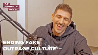 Andrew Schulz Talks Ending Fake Outrage Culture, Views From The Cis, Healing Power Of Comedy + More