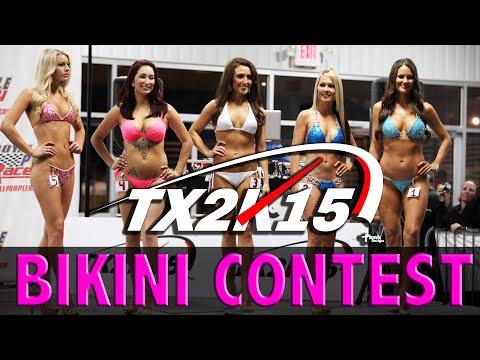Tx2k15 - Bikini Contest!  Vip Access video