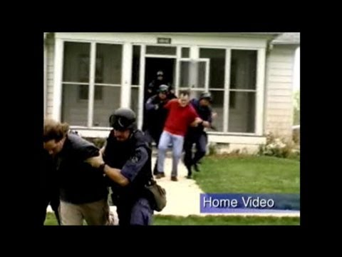 Department of Homeland Security TRAINING VIDEO Showing Gun Owners as T...