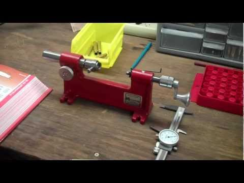 Reloading : Hornady Cam-Lock Case Trimmer