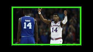 Kansas Basketball: Malik Newman pushes Jayhawks to their 31st Sweet 16 | march madness 2018