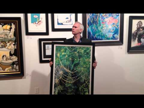 Bill Dreyer talks about Dr. Seuss at Pop International Galleries
