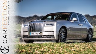 NEW Rolls-Royce Phantom VIII: Built For Billionaires - Carfection