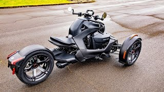 2019 Can-Am Ryker 900!! • 1st Ride & Impressions! | BikeReviews
