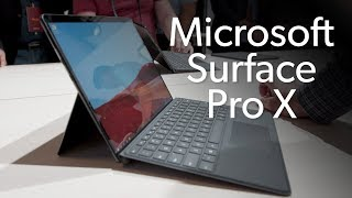 Surface Pro X: How is it different from the Surface Pro 7?