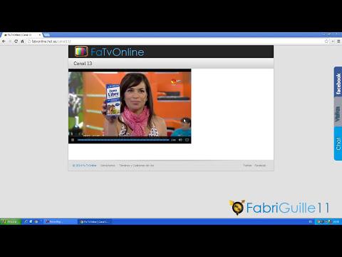 Ver Canales de TV Online Gratis 2014 - Pagina Web - Buena Calidad