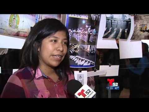 Las Fotos Project ESTA SOY YO Fall 2014 Telemundo Interview