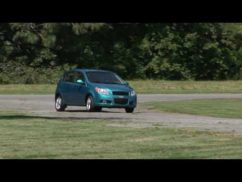 2009 Chevrolet Aveo5 Drive Time review Video