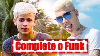 COMPLETE O FUNK com MC Kevinho, MC Livinho, MC Pedrinho + Parte 1