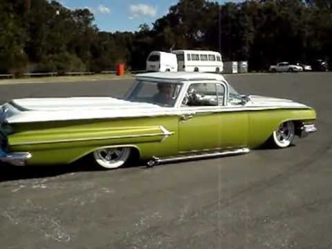 For Sale 1960 Chevrolet El Camino Pick Up Truck Sydney