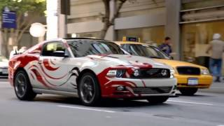 Реклама Ford Mustang Creative ads New Ford Mustang
