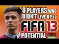 8 Players Who Didn't Live Up To Their FIFA 13 Potential