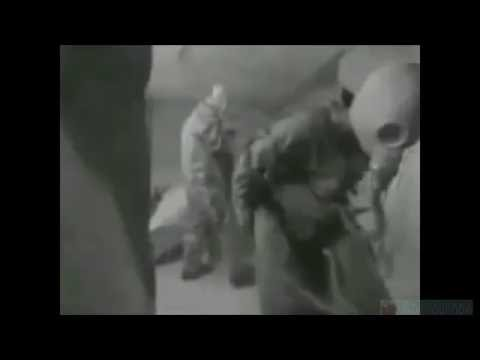 Shocking Video Showing KGB Discovering Mummified Alien in Egypt