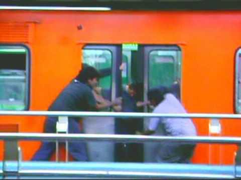 Metro-Cabeza aplastada
