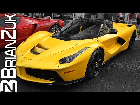 Ferrari LaFerrari - Yellow with B