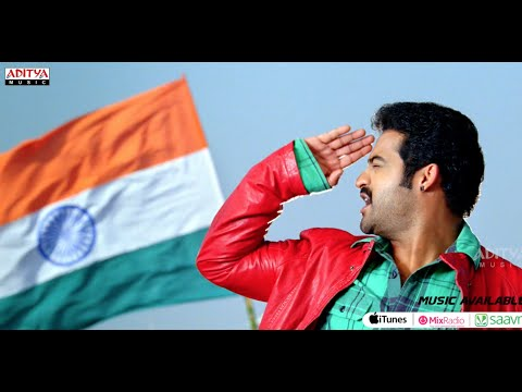 Rabasa Songs Trailers - Maar Salaam Song - Jr. NTR, Samantha, Pranitha - Rabhasa