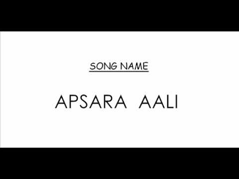 Apsara Aali.wmv video