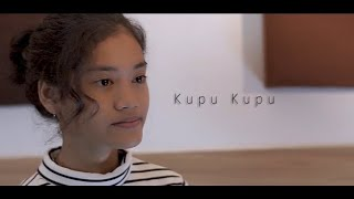 Kupu - Kupu ( Melly Goeslow ) // ( Cover ) by Kinan