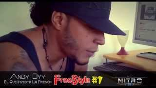 Andy Dyy - Freestyle #1