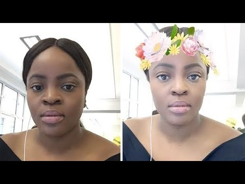 Snapchat's SKIN LIGHTENING Controversy | What's Trending Now