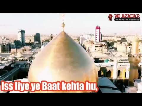 Manqabat Status 2019 | Wiladat e Masooma e Qum sa | New Manqbat 2019 |