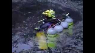 World Record Cave Dive - 282.6 m (927 feet) - Nuno Gomes
