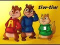Zouhair Bahaoui - Hasta Luego ft TiiwTiiw & CHK (chipmunks version)