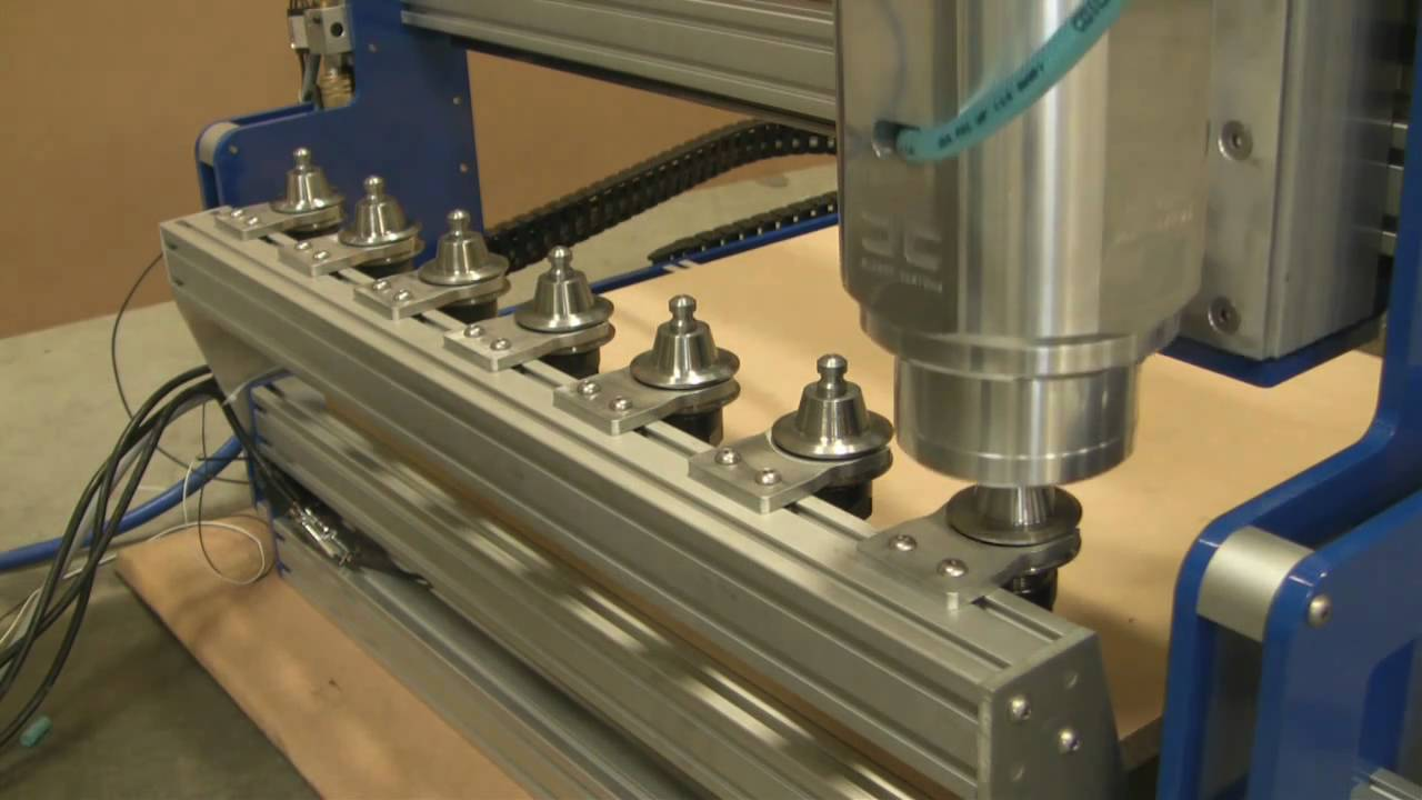 how to change tap spindle