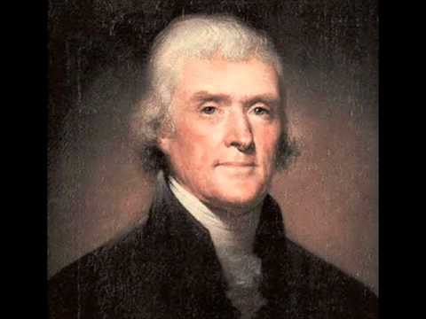 Thomas Jefferson's DNA traced back to Egypt