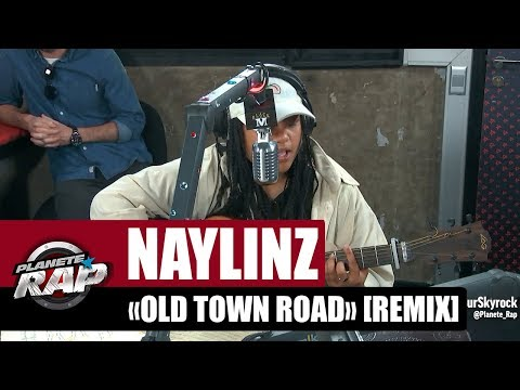 "Naylinz ""Old Town Road"" [Remix acoustique] #PlanèteRap"