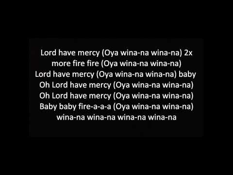 Flavour - Baby Oku [lyrics] video