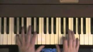 Watching The Wheels - John Lennon piano tutorial